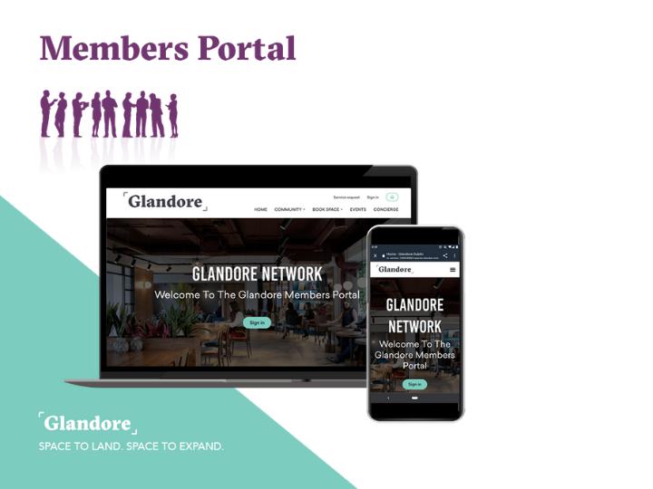 Open Members Portal Walkthrough